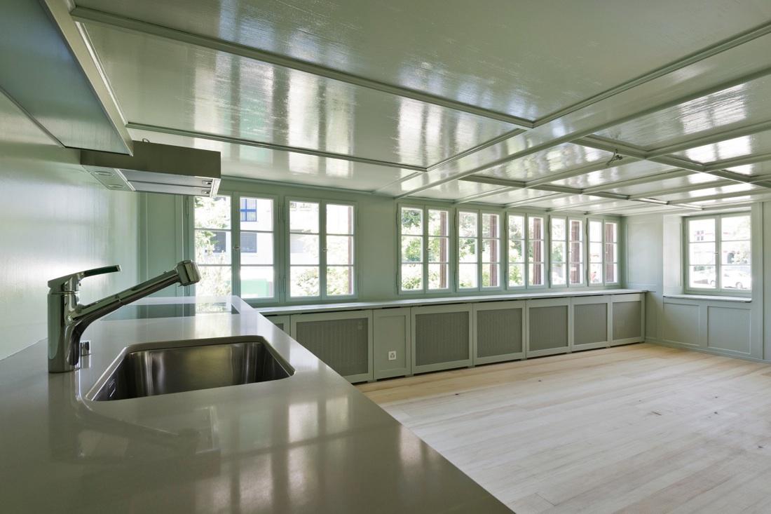 defourny wirth architekten einfamilienhaus zollikerberg. Black Bedroom Furniture Sets. Home Design Ideas